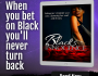 What happens when you bet on Black? #bookpromo Pre-order #BlacksInnocence now at 1.99 before the price goes up #sylLit #3chicksandsomebooks